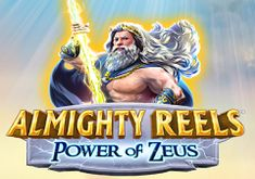 Автомат Almighty Reels Power Of Zeus